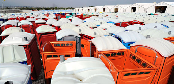 Champion Portable Toilets in Trinidad,  CO